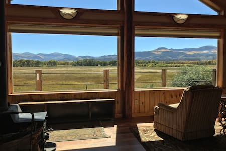 Grande Cabin, Grande View & Country Living