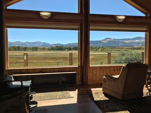 Grande Cabina, Grande Vista e Country Living