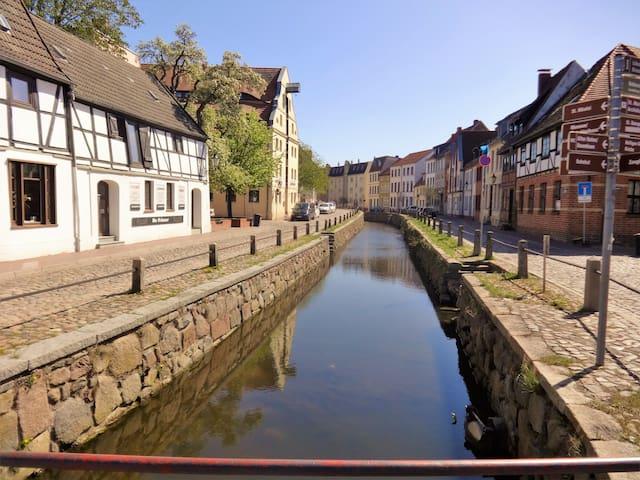 Apartment am Alten Hafen von Wismar - Wismar - Apartment