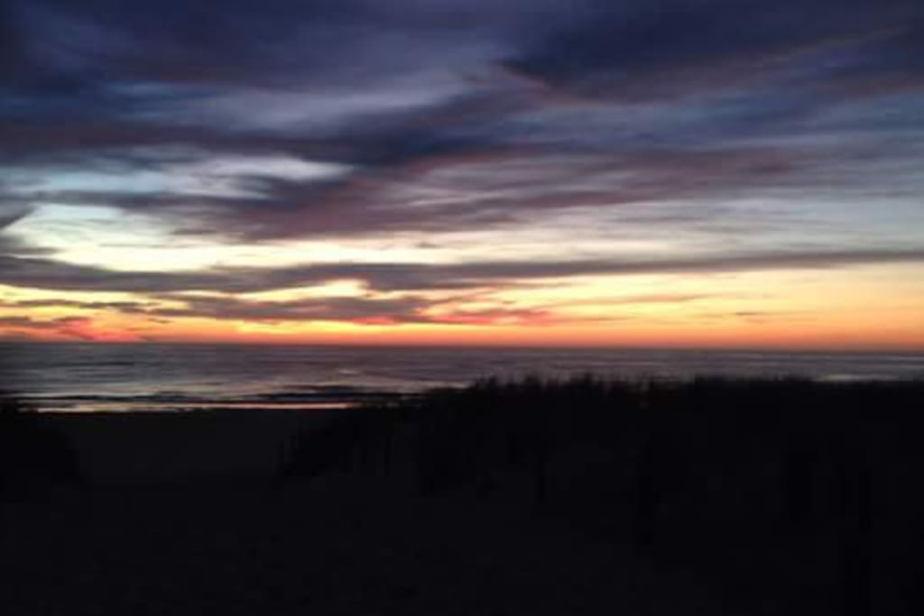 Les nuances inoubliables du coucher de soleil sur la seudre