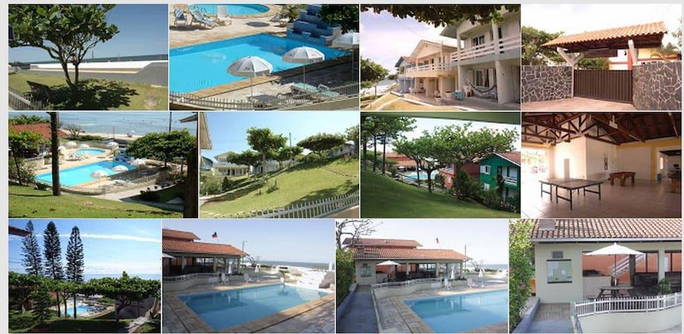 APTO condomínio fechado Beira mar