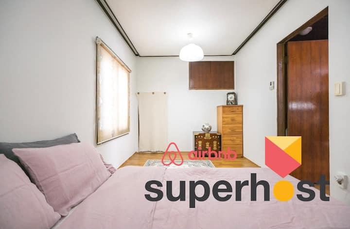 가장 한국적인 집에 머물러보세요!