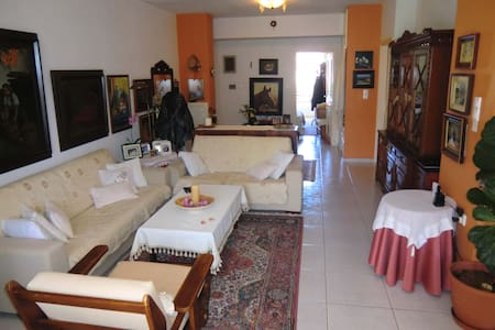 City central quiet flat, 0,2km from the old town - Rethymno - 独立屋