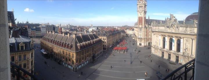 La meilleure vue de Lille