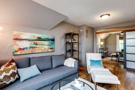 Upstairs apartment in historic Tacoma Home - Tacoma