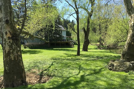 Creekside Manor 6acres, centrally located.
