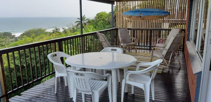 Ocean Rush: Seagull apartment: great sea view