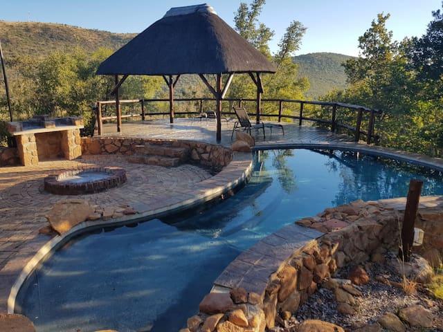 Bona Kgole Bushveld Lodge, Mabalingwe