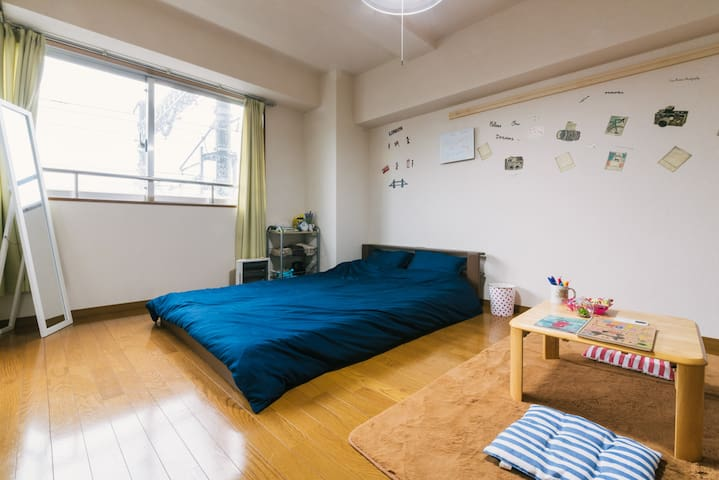 3min walk from Hakata station - Fukuoka-shi