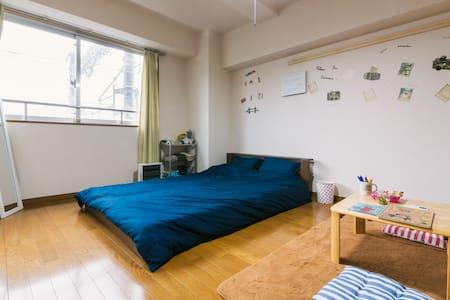 저희 시설은 하카타역에서 도보 3분 거리로 입지조건이 좋습니다 - Fukuoka-shi