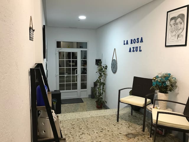 Bed and Breakfast La Rosa Azul I