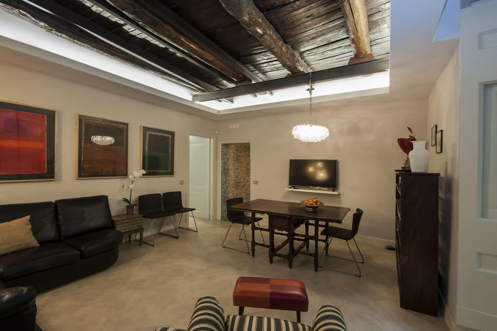 Casa caturano centro storico appartamenti in affitto a for Appartamenti in affitto arredati napoli