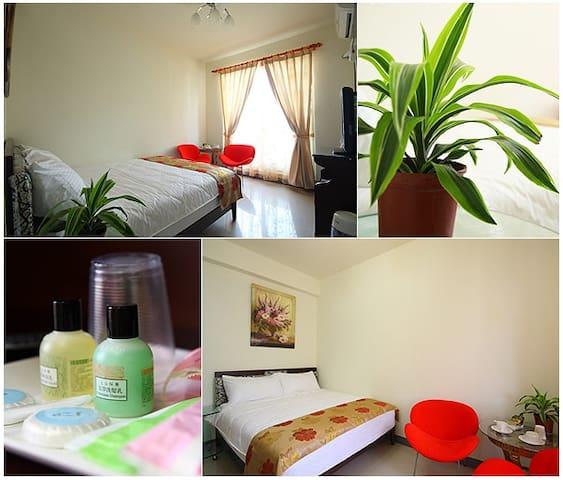 雙人雅房-花蓮新城Vita家近七星潭,太魯閣 - Xincheng Township - Apartment