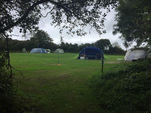 Gweek Campsite 1