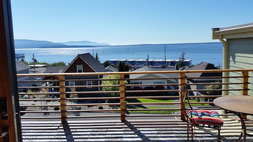 Gorgeous Bellingham view apartment