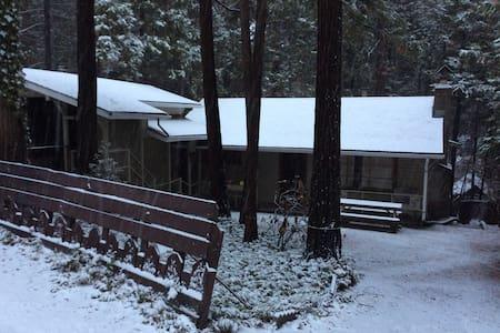 Cedar cabin - Twain Harte