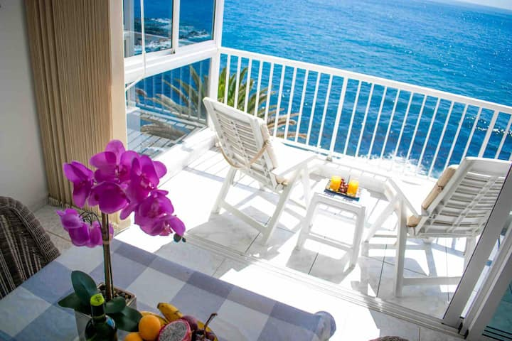 Fabulous seaview apartment - first line