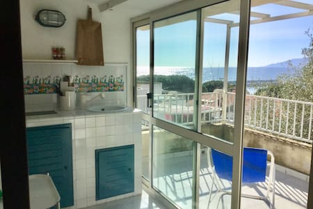Cosy little loft in Cala Gonone