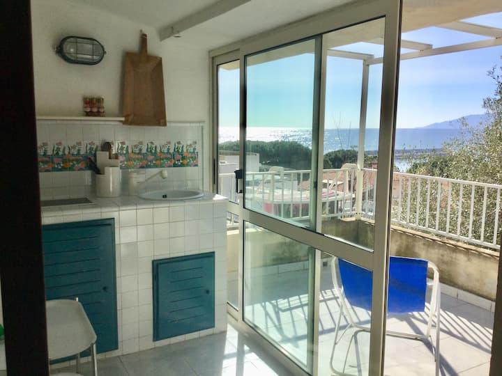 Cosy little loft in Cala Gonone