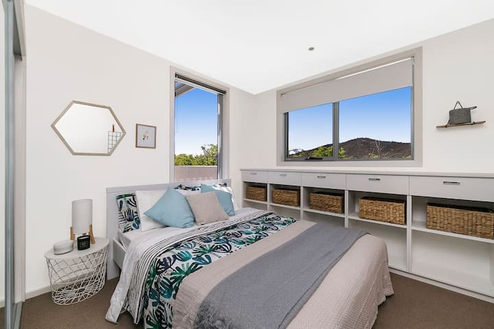 Bedroom 3 - organized and comfy