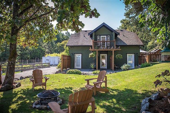 Guest Suites on Benvenuto (Garden Side)
