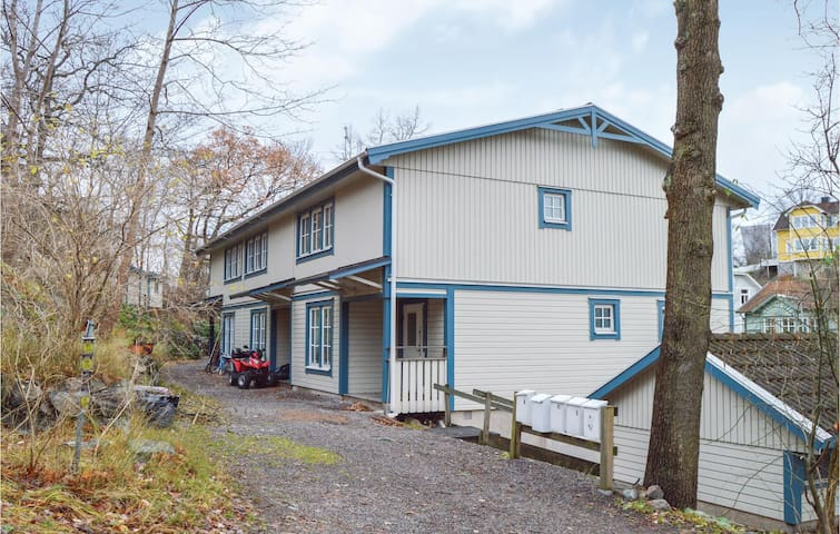 Terraced house with 3 bedrooms on 127m² in Nacka Strand