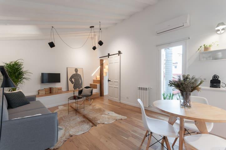 Casa de las Letras - Centro de Madrid - Madrid - Condominium