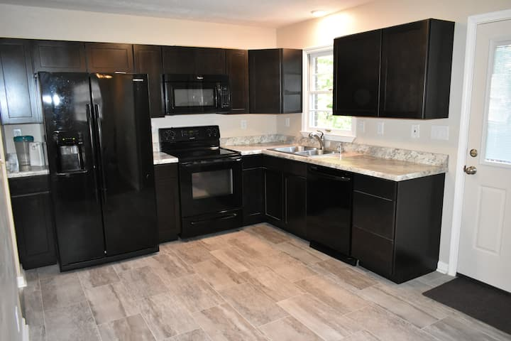 Newly  remodeled  5 bedroom 3 full bath  home