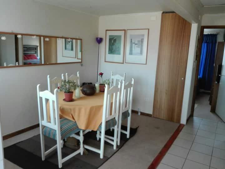 Casa para 4 personas en Frutillar Alto