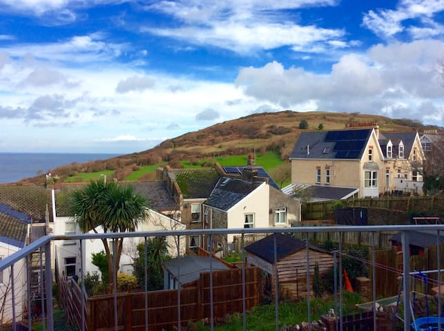 Relaxing family friendly home. - Ilfracombe - Ev
