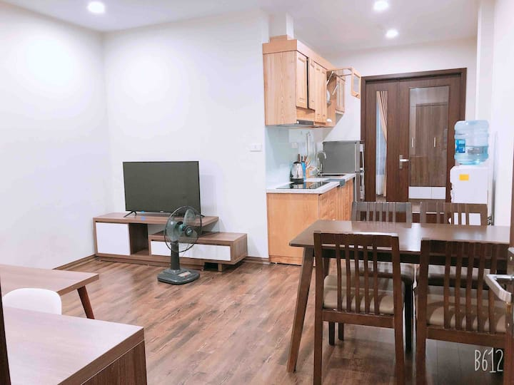 H233 1bed Apt* Free laundry, clearning*Gym*lotte
