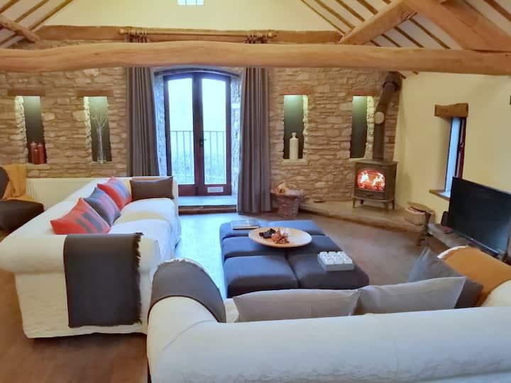 'A BEAUTIFUL BARN!'....The Cottage@High House Barn
