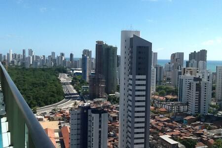 flat praia boa viagem Recife PE