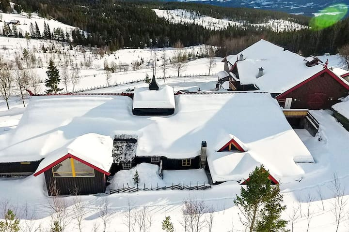 4 person holiday home in Hemsedal