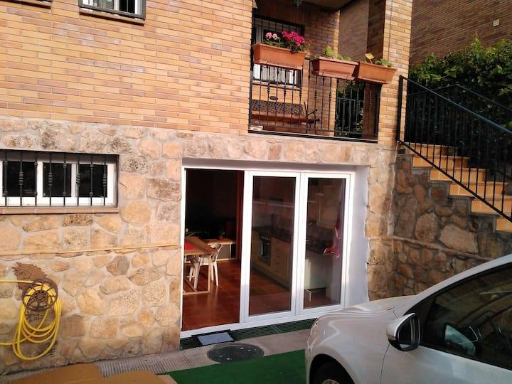 """Apartamento independiente en """"Casa Eloïne"""""""