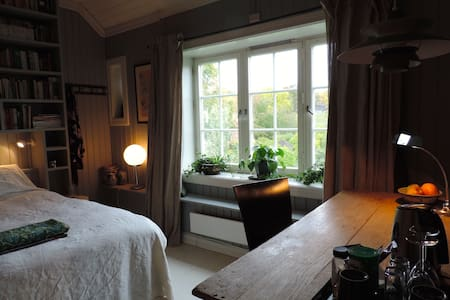 Lovely and quiet room in charming Ullevål - Oslo