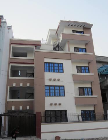 Nagarjun appartment