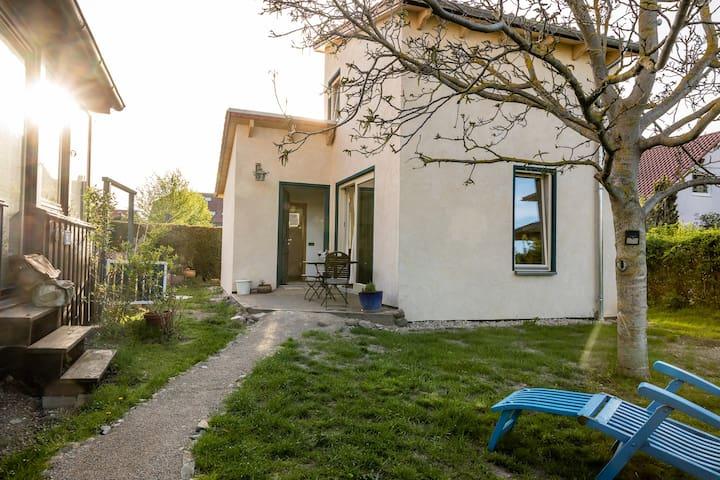 Individuelles Ferienhaus bei Göttingen mit Charme