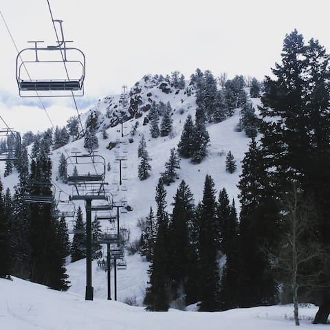 Ski- Quick Stay- Midway
