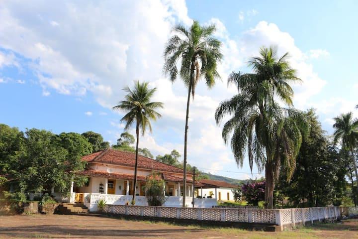 Fazenda  Histórica em Amparo-SP