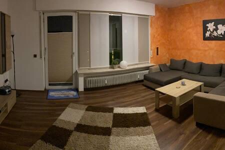 Wohnung für Jedermann in bester Lage mit Balkon.