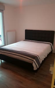 Jolie chambre dans appartement - Le Blanc-Mesnil - Lejlighed