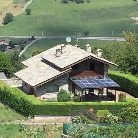 Villa con giardino a Saint-Marcel