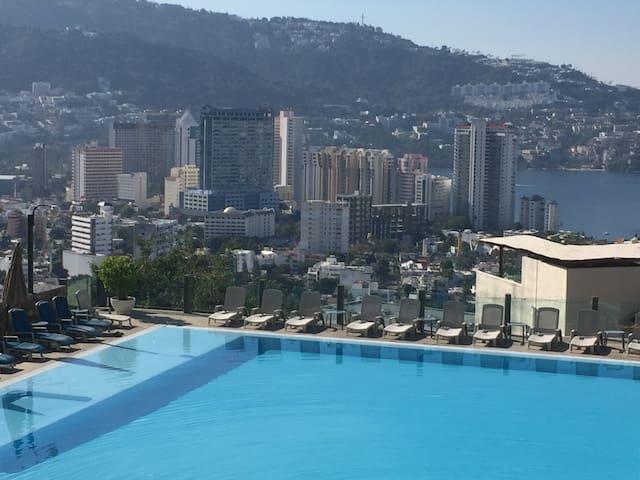 Condo in Costa Azul, ACAPULCO - Acapulco  - Huoneisto