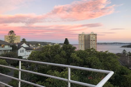 Private bedroom - 7 minute walk to Manly Wharf