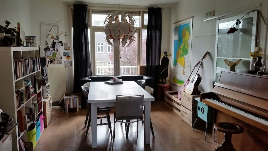 Cosy appartment! - Amsterdam - Byt