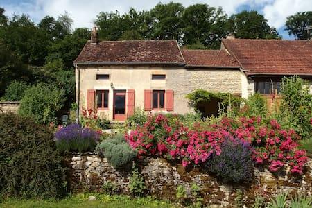 Gîte authentique en Bourgogne