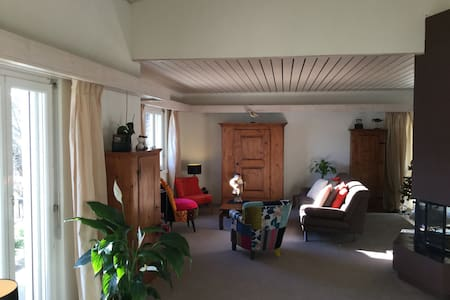 "La Maison Food & Room ""Montana"" - Crans-Montana - Bed & Breakfast"
