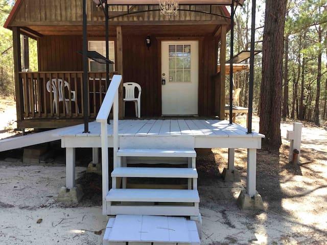 Cozy Hall cabin