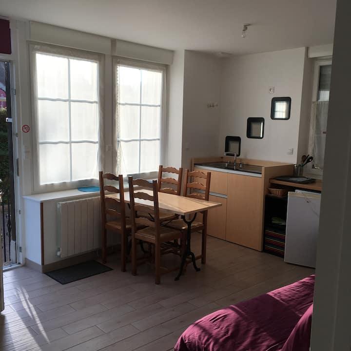 Appartement meublé St Val